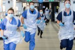 Nightingale hospitals in the North on standby – with a third of critical care beds taken by coronavirus patients