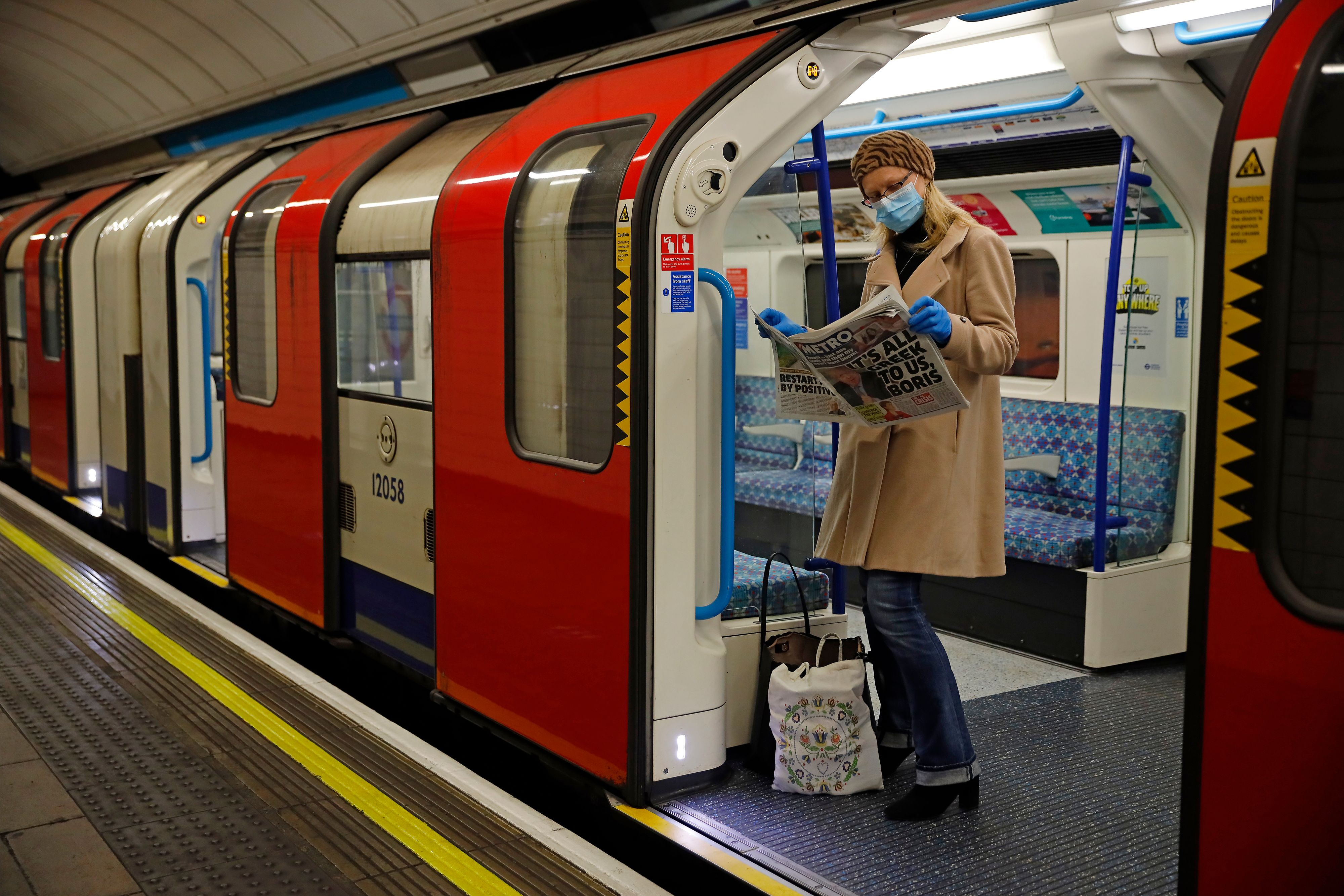 Public transport offers a slower more intimate way of exploring