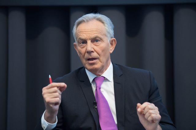 Tony Blair has denied breaking coronavirus self-isoaltion rules after returning from the US