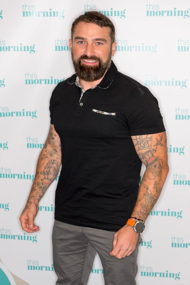 The show, led by Ant Middleton, is one of the most gruelling celebrity shows on television