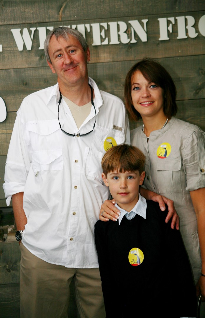 Archie got famous on a CBBC show as a teenager