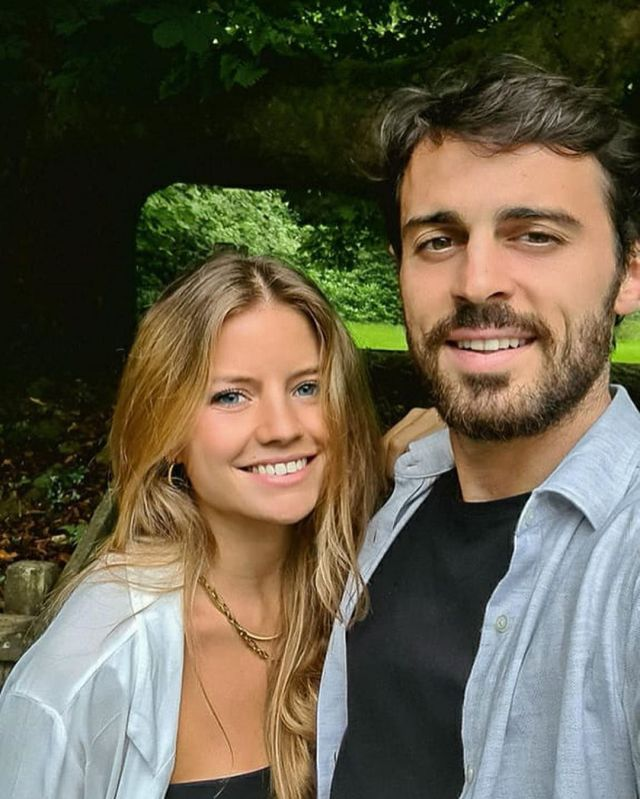 Ines is the girlfriend of Manchester City and Portugal footballer Bernardo Silva
