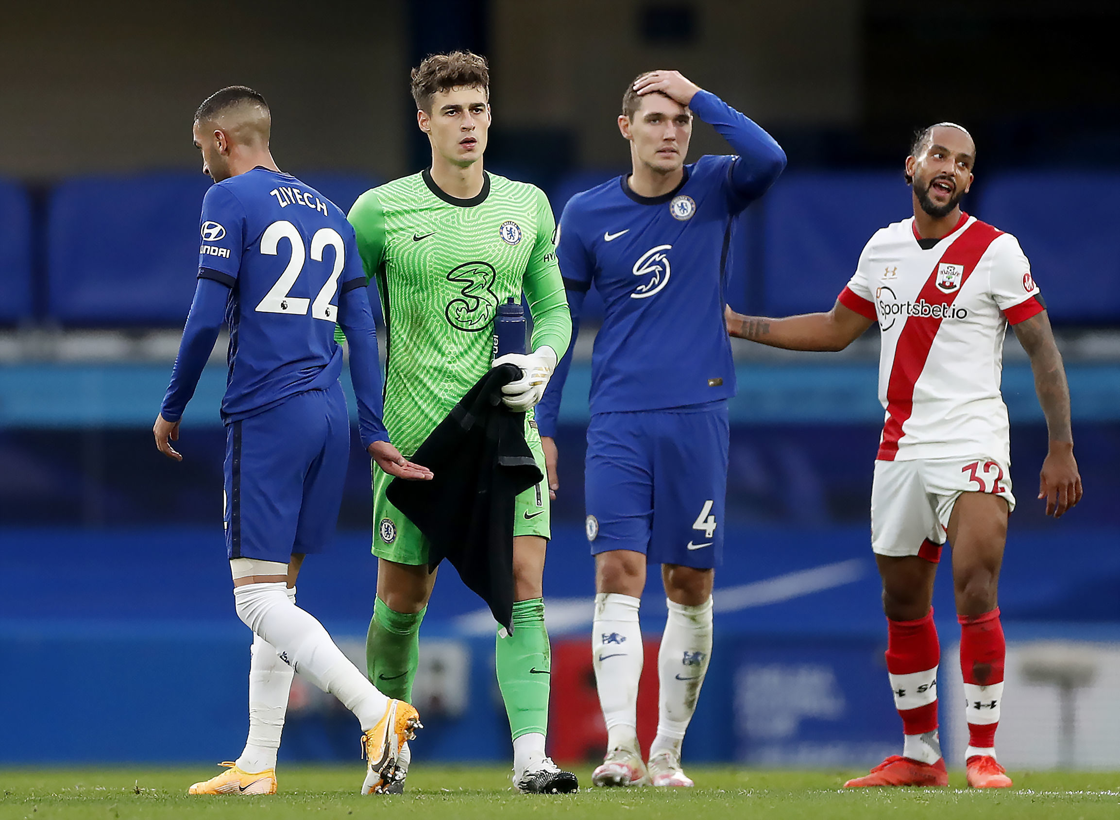 Timo Werner stars but Frank Lampard must tighten Chelsea's dodgy defence or face Roman Abramovich's wrath
