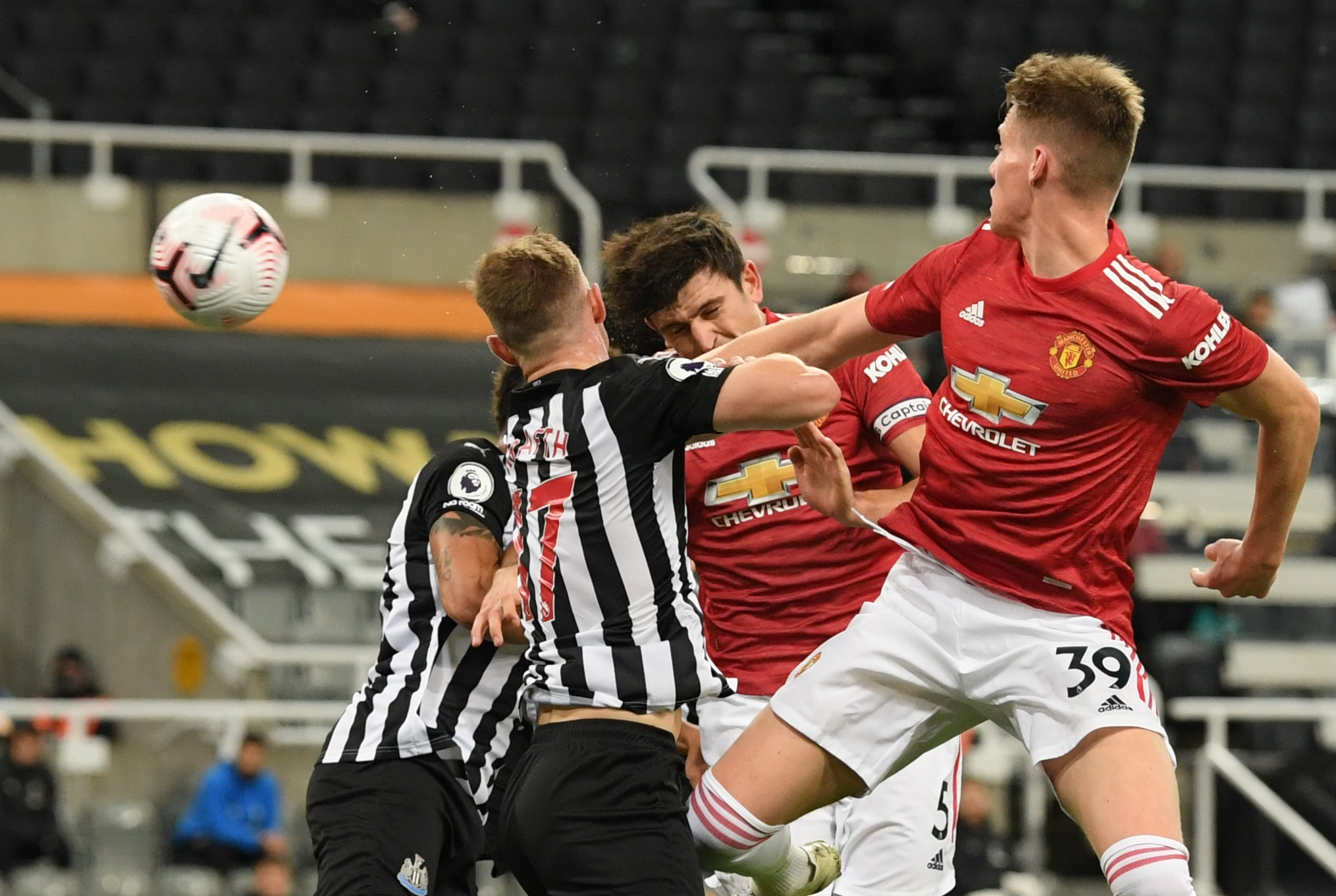 Newcastle 1 Man Utd 4: Bruno Fernandes sparks late surge with stunner after first penalty miss