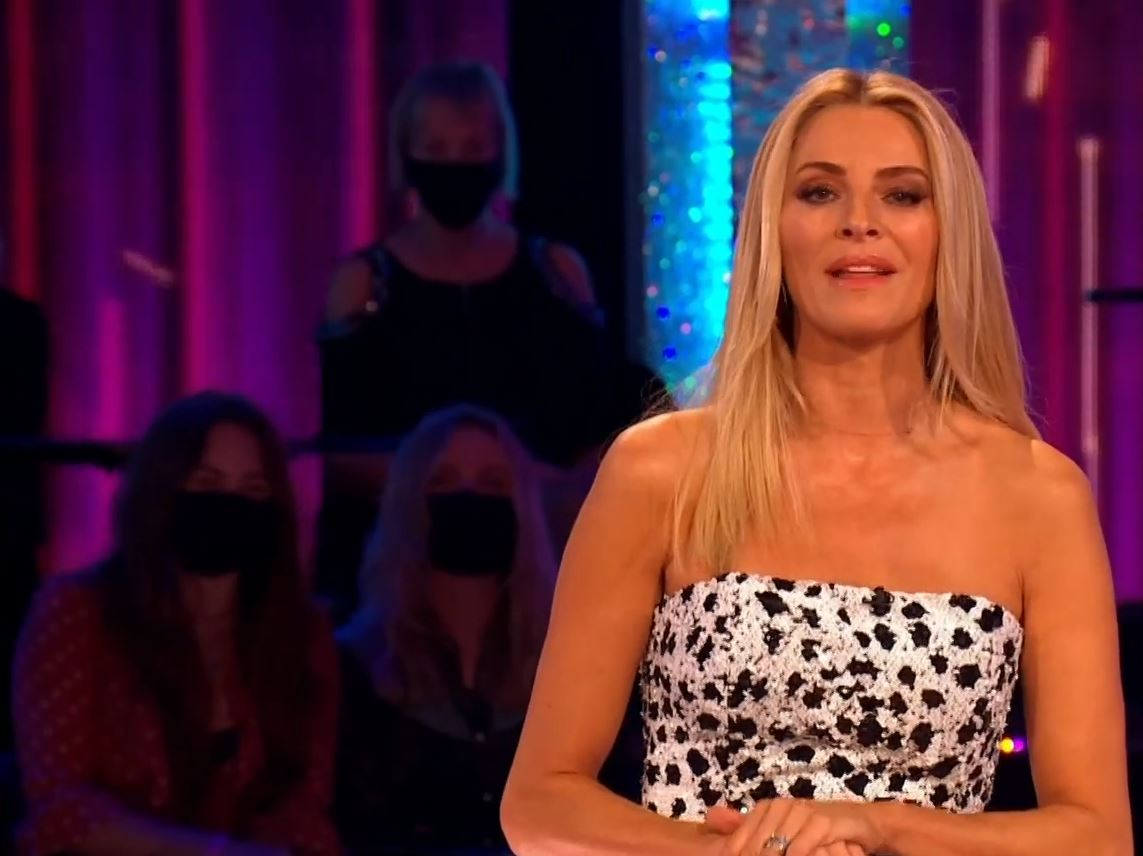 Strictly viewers call on show bosses to ditch small crowd wearing black masks and stop 'constant' covid reminders