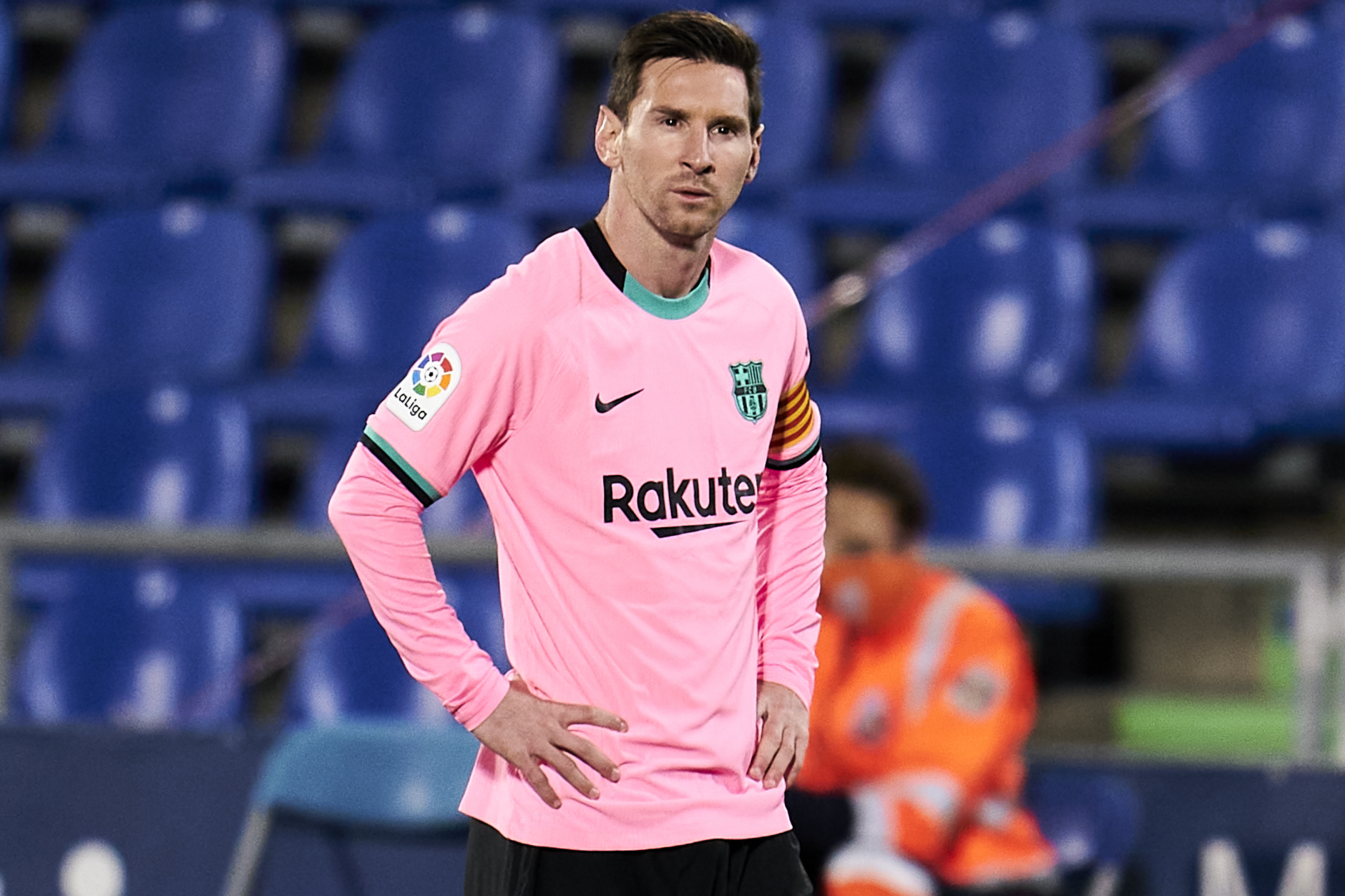 Barcelona 'expect Lionel Messi to join Man City next summer' and can be reunited with Pep Guardiola in free transfer