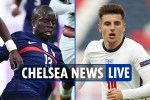 9pm Chelsea news LIVE: Lampard Champions League warning, Mount on target in England victory, Kante stars for France