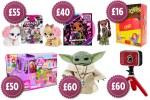 Tech :  Amazon dévoile ses 12 meilleurs jouets pour Noël, dont un bébé Star Wars  infos , tests