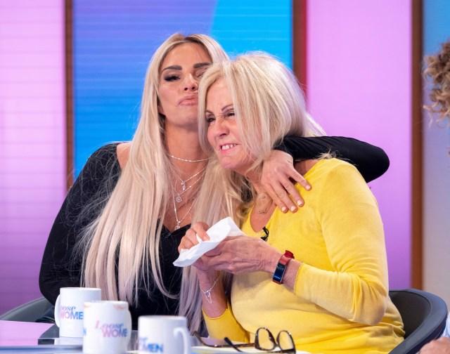 Amy's mum has a debilitating lung disease