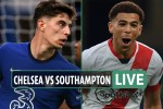 Chelsea vs Southampton LIVE: Stream, TV channel, score – Walcott involved as Southampton score late equaliser