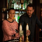 EastEnders' Danny Dyer leads tributes to 'nutty' Luisa Bradshaw-White as she leaves the soap after seven years as Tina