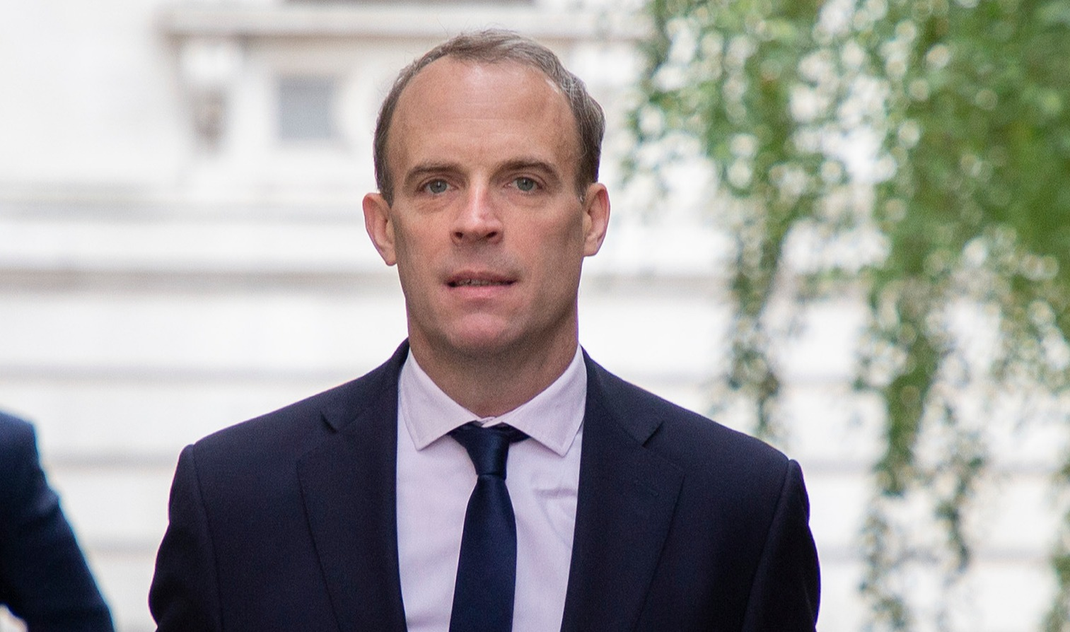 Dominic Raab blasts Russia over fake news claims Oxford Covid vaccine could turn people into monkeys