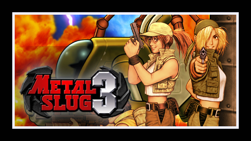 Metal Slug 3 is one of this month's freebies
