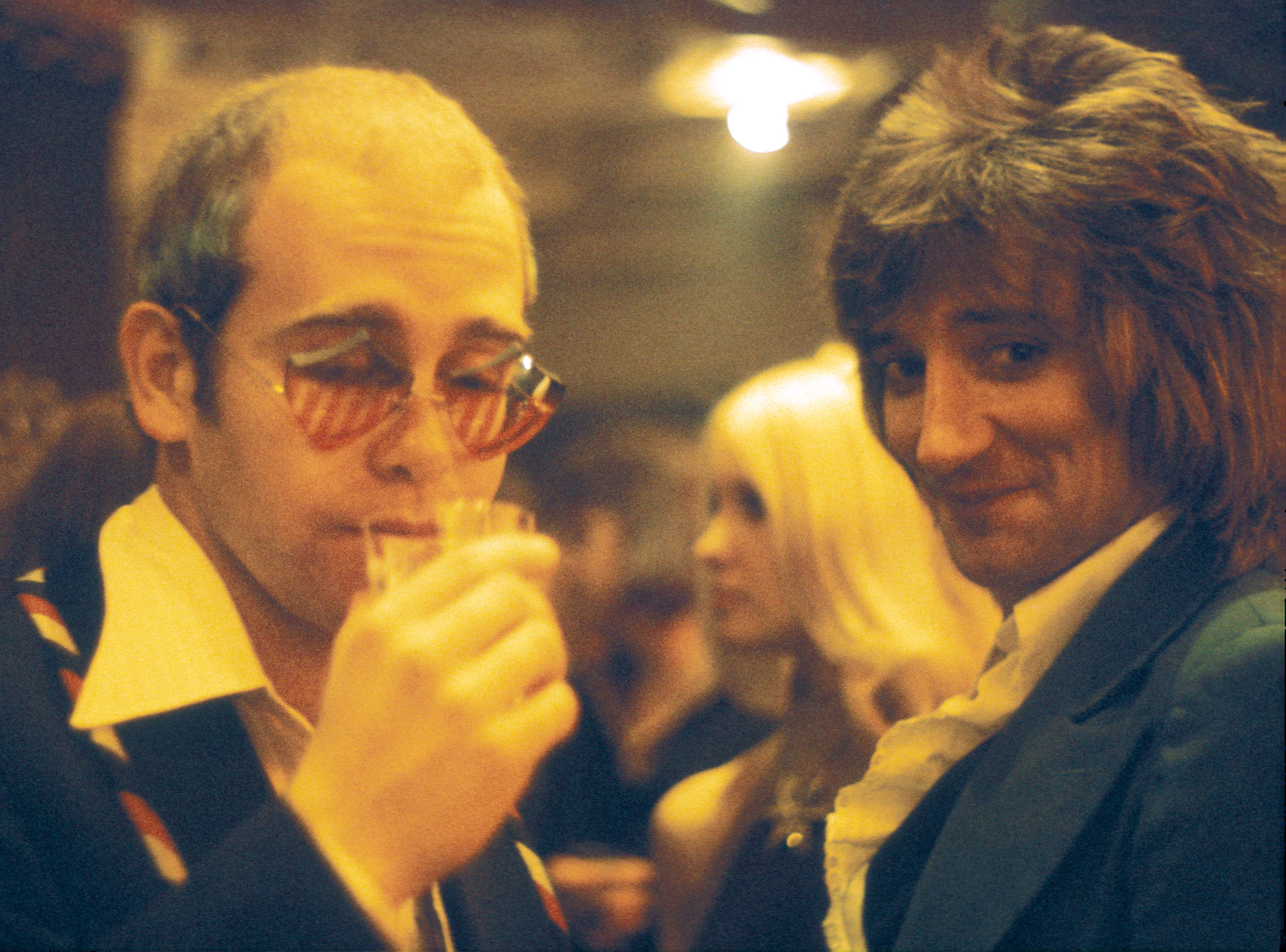 Elton and Rod first met as neighbors in London in the 1970s