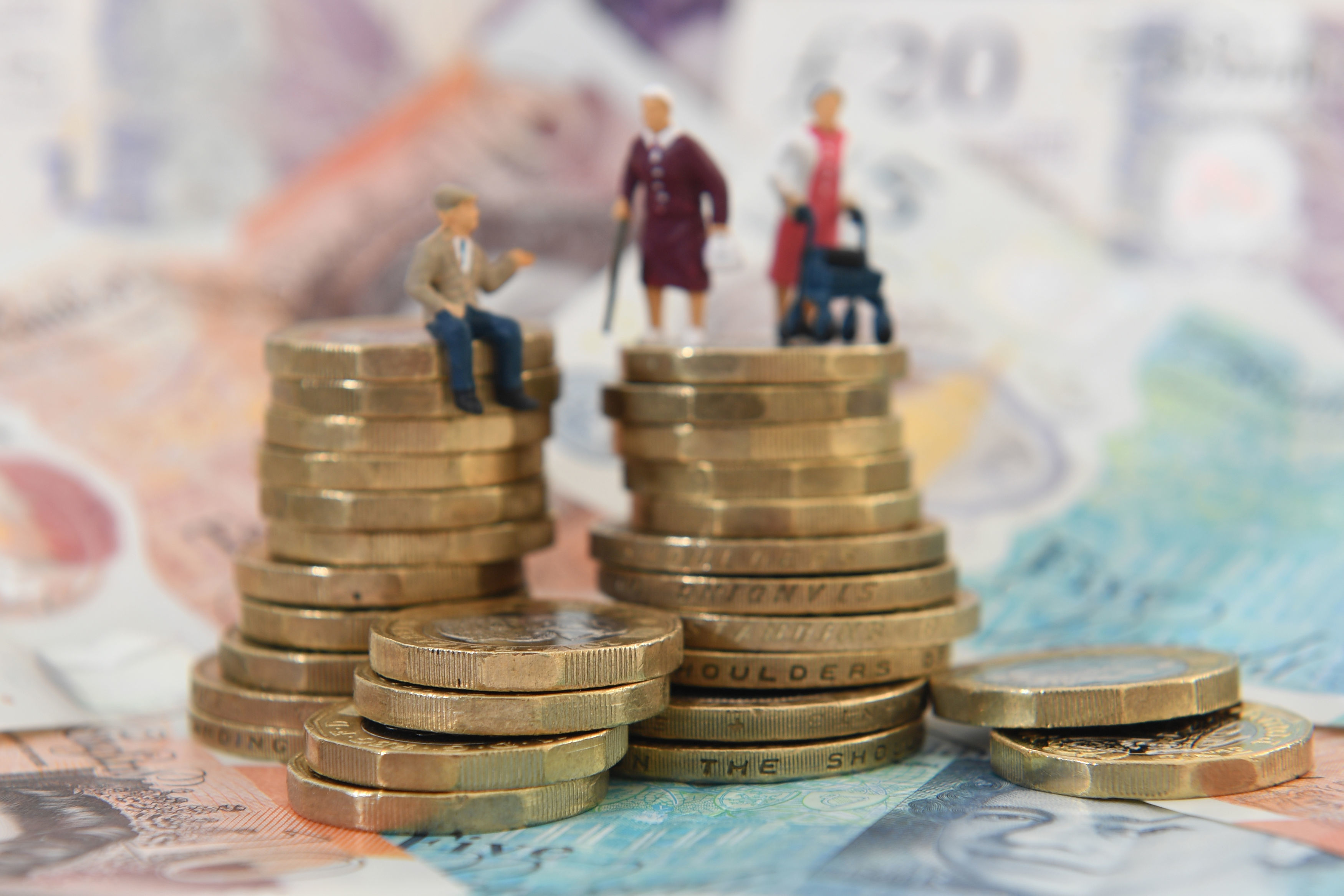 Retirees will get up to £230 a year extra in their state pension from April next year, the government has confirmed