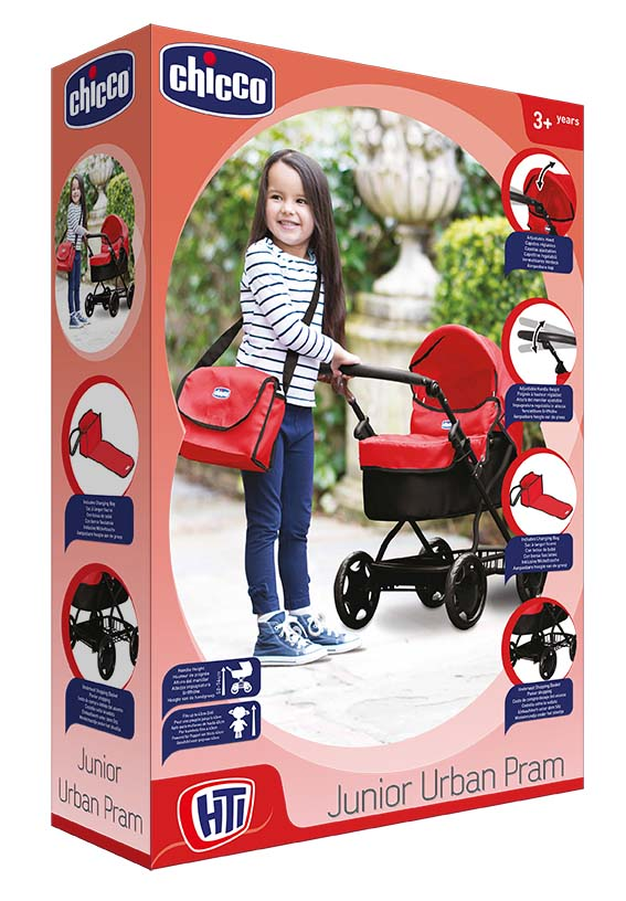 This Baby Chicco toy pushchair is half price and would make a great Christmas gift