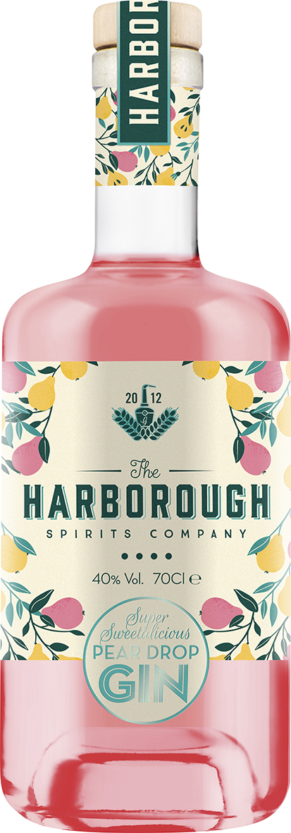 Lidl is selling Harborough Spirits Company pear drop gin for £17.99