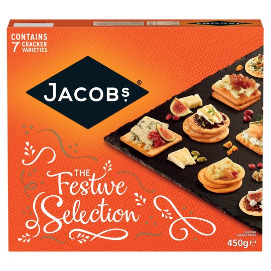 Jacobs Biscuit For Cheese is £4 at Tesco
