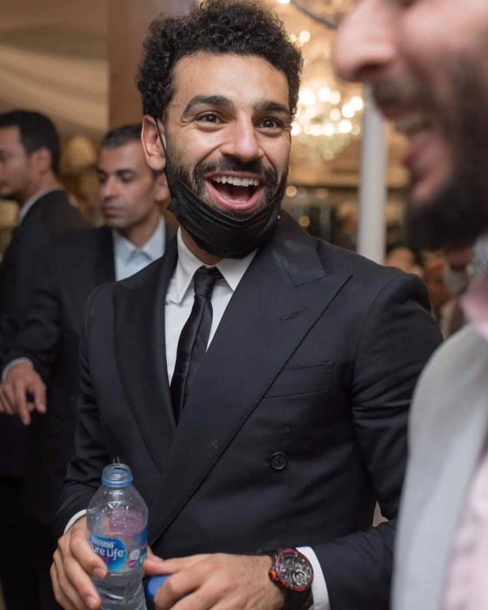 Mo Salah tested positive for coronavirus while on international duty