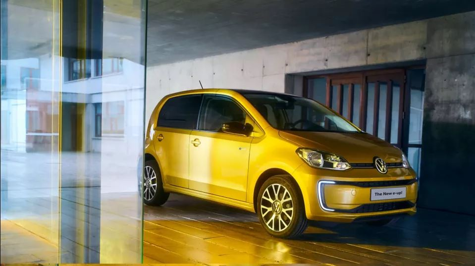 The first-generation e-Up! has been on the market since 2016 but this new model benefits from an increased battery size