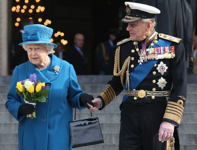 Philip has been by his wife's side for 70 years of royal engagements