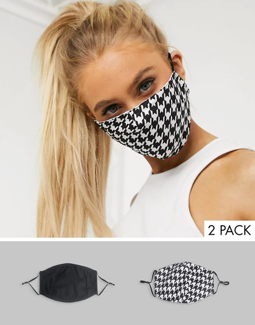 Stay safe with these stunning DesignB London Exclusive face coverings