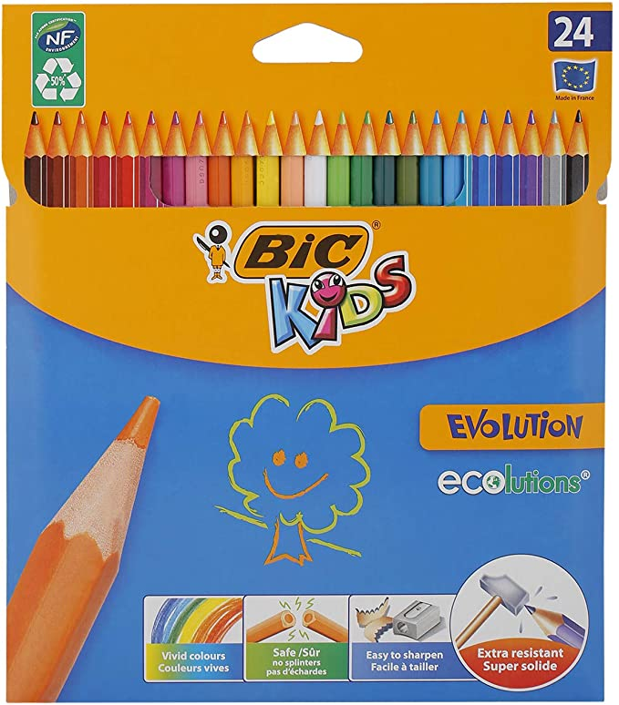 Keep the kids busy with these colorful pencils for just £ 3.52