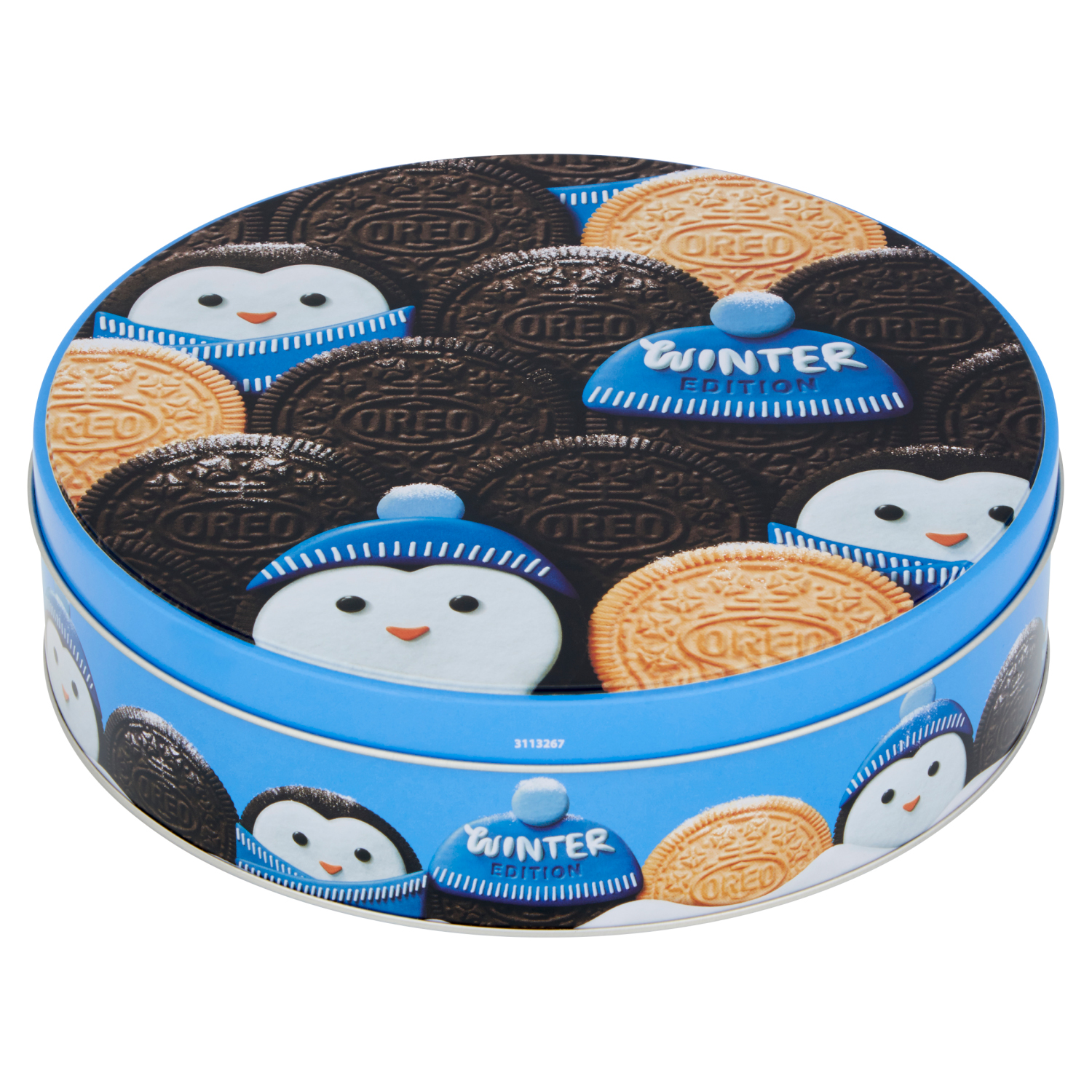 Grab a tin of Oreo assorted Christmas biscuits down to £3 at Tesco