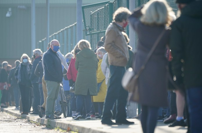 Boris Johnson says mass testing could save Christmas