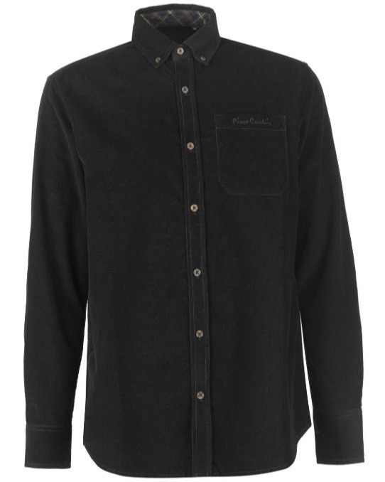 Sport's Direct has reduced this Pierre Cardin corduroy shirt to just £ 7.50