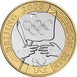 Olympic coins feature heavily in the most valuable countdown