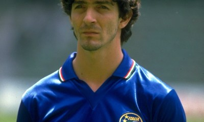 Great Italian footballer and World Cup winner, Paolo Rossi is dead Aged64 (Video)