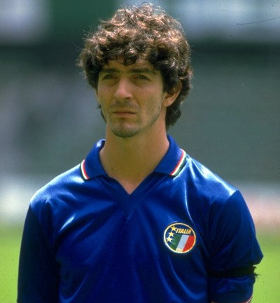 Great Italian footballer and World Cup winner, Paolo Rossi is dead Aged 64 (Video)