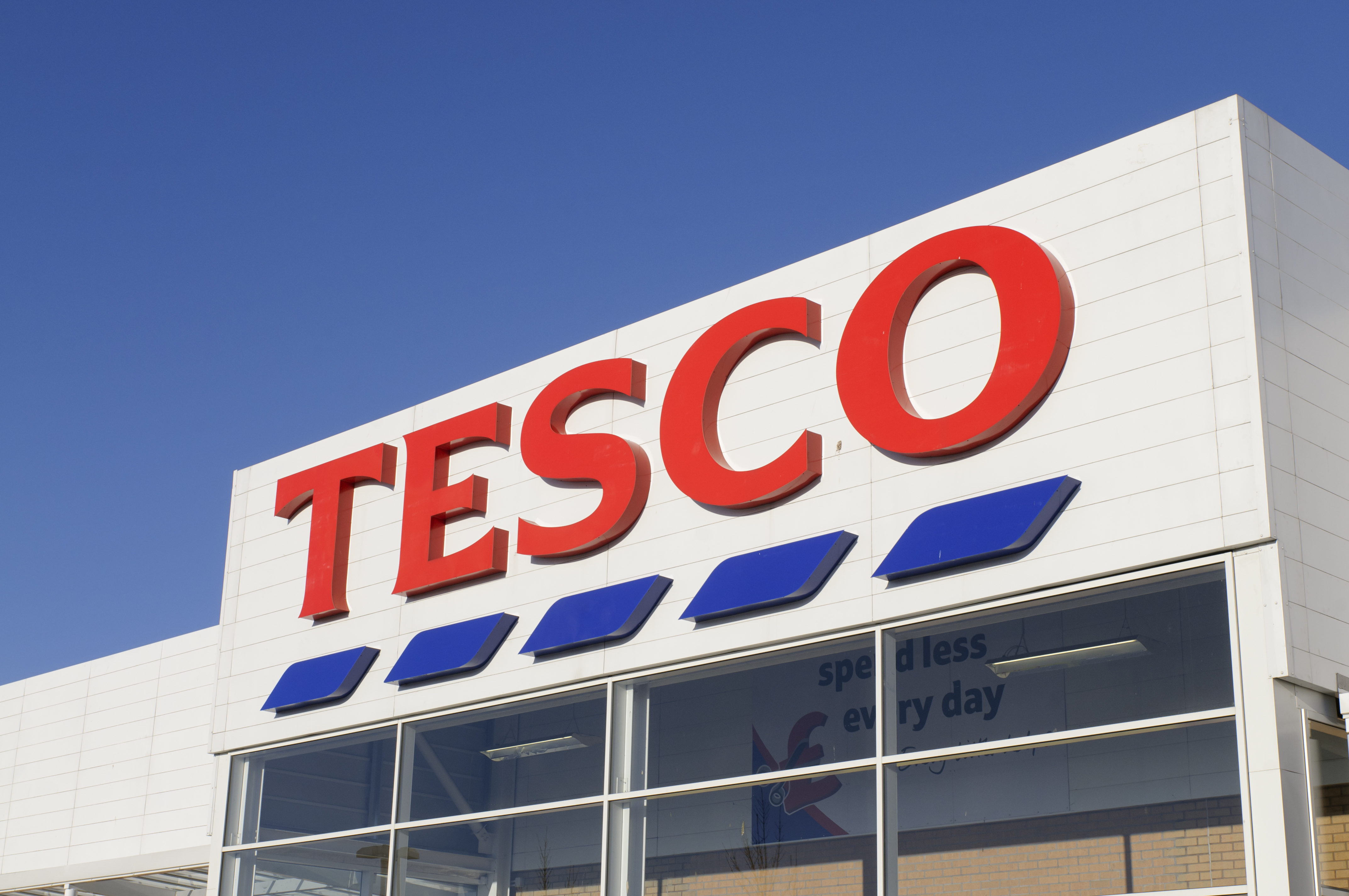 Tesco is handing back cash its saved due to a business rates holiday