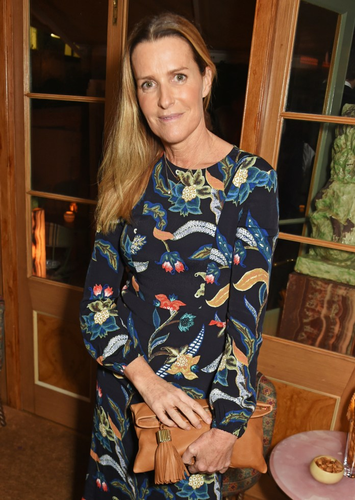 India Hicks admitted to stealing a £ 680 Max Mara coat and was released on parole for three months