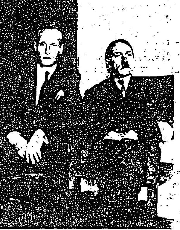 The infamous alleged picture of 'Hitler' sent to the CIA