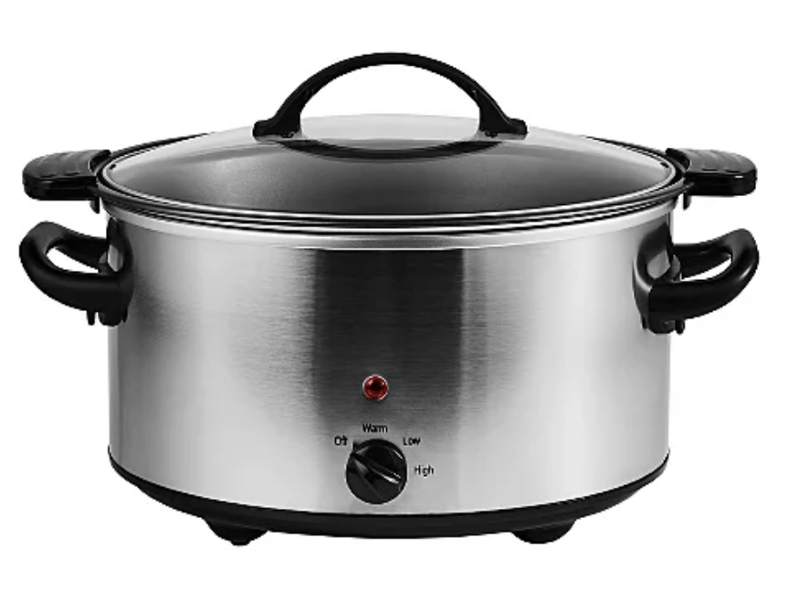 For larger families, this 5litre cooker may come in handy