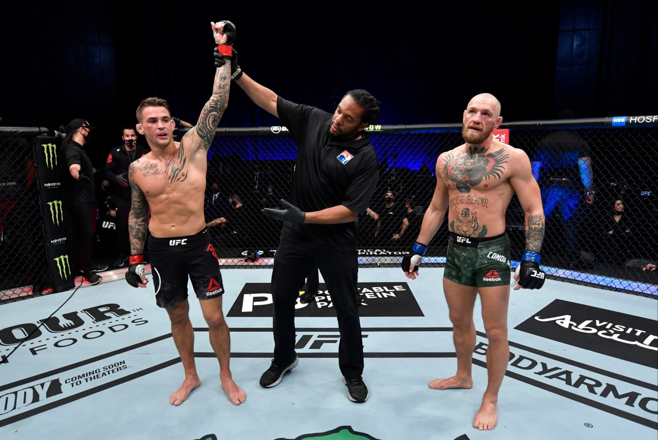 """Conor McGregor: """"Dustin Poirier is a corpse, I'll kill this guy"""""""