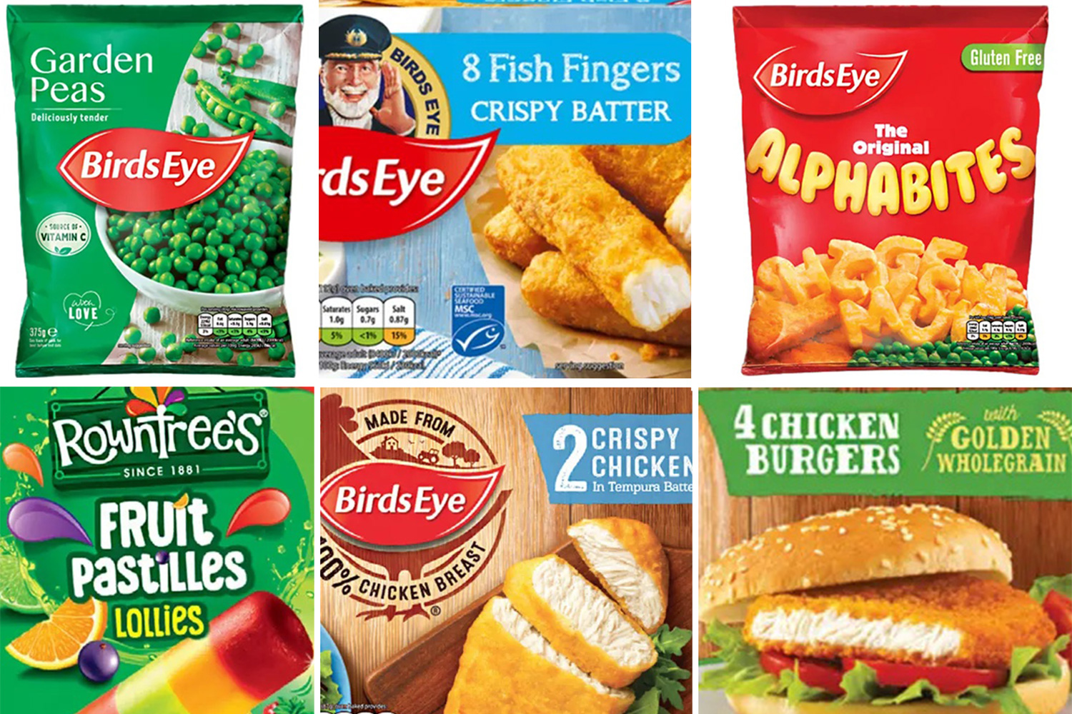 Pick up six frozen bags from Co-op for just £5 this January
