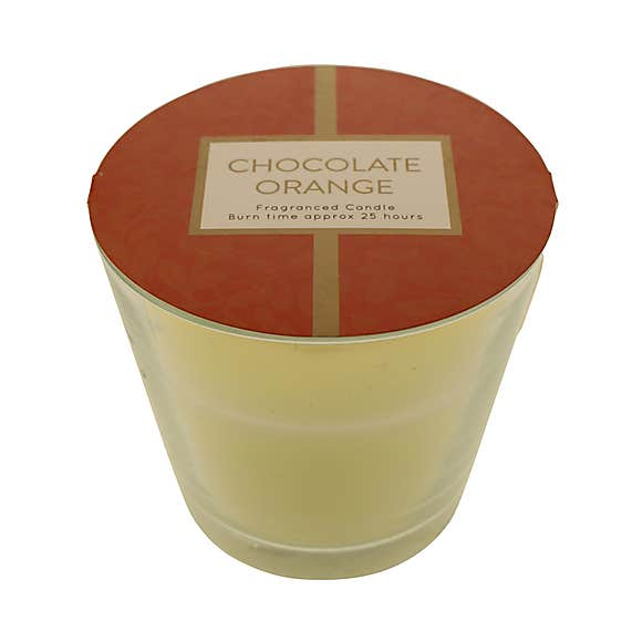 Chocolate orange is a typical Christmas flavour - and now you can make your home smell like it