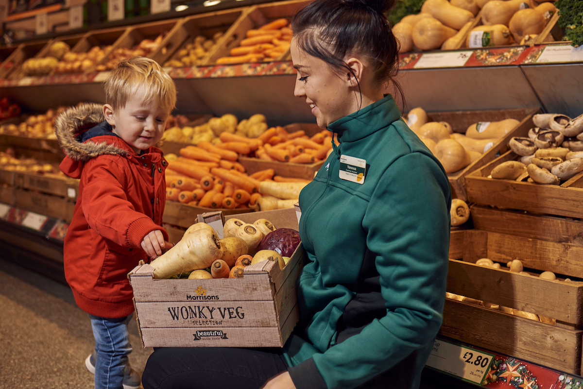 Nearly 96,000 Morrisons workers will benefit from the pay boost