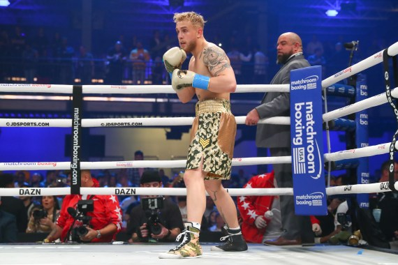 Jake Paul has been relentlessly pursuing a boxing match with Conor McGregor