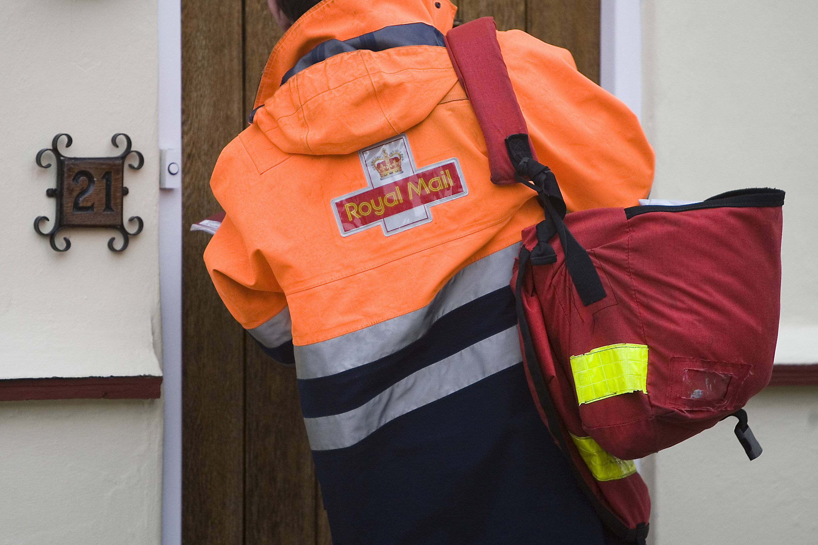 Covid has hit Royal Mail deliveries in several locations