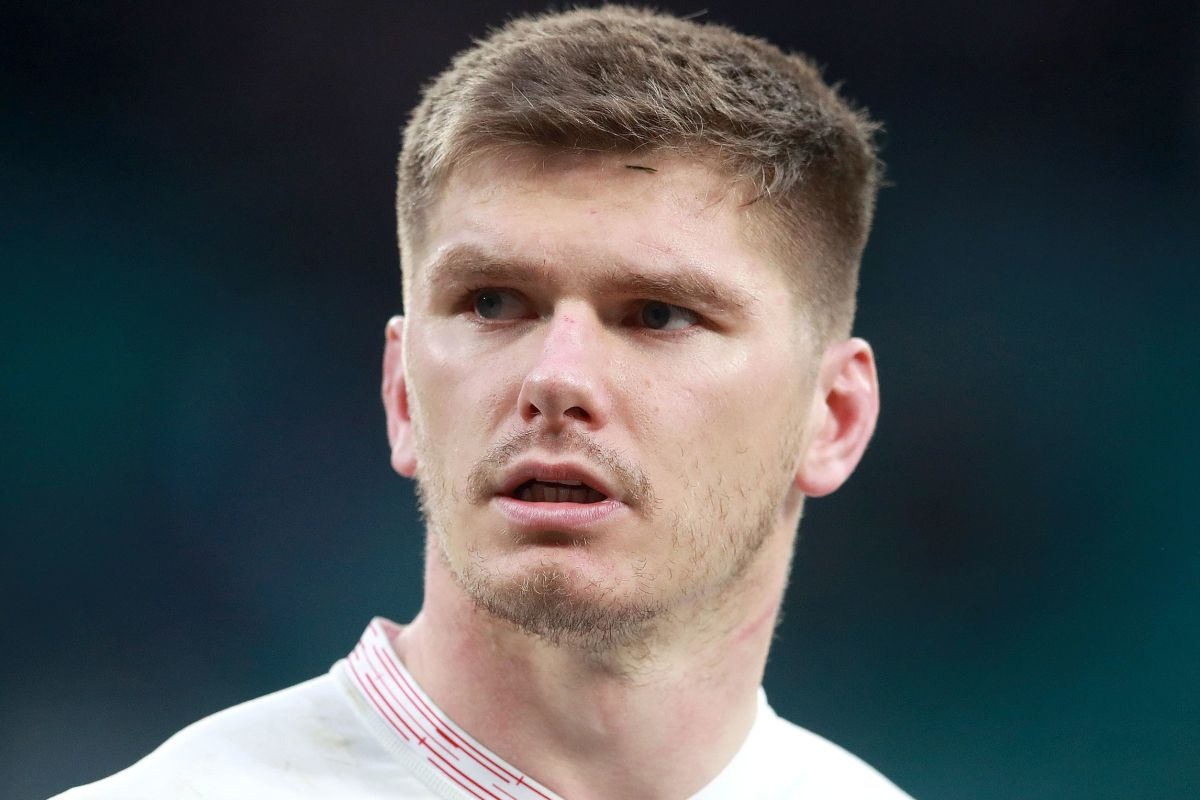 England captain Owen Farrell ignoring Lions tour talk ahead of Six Nations