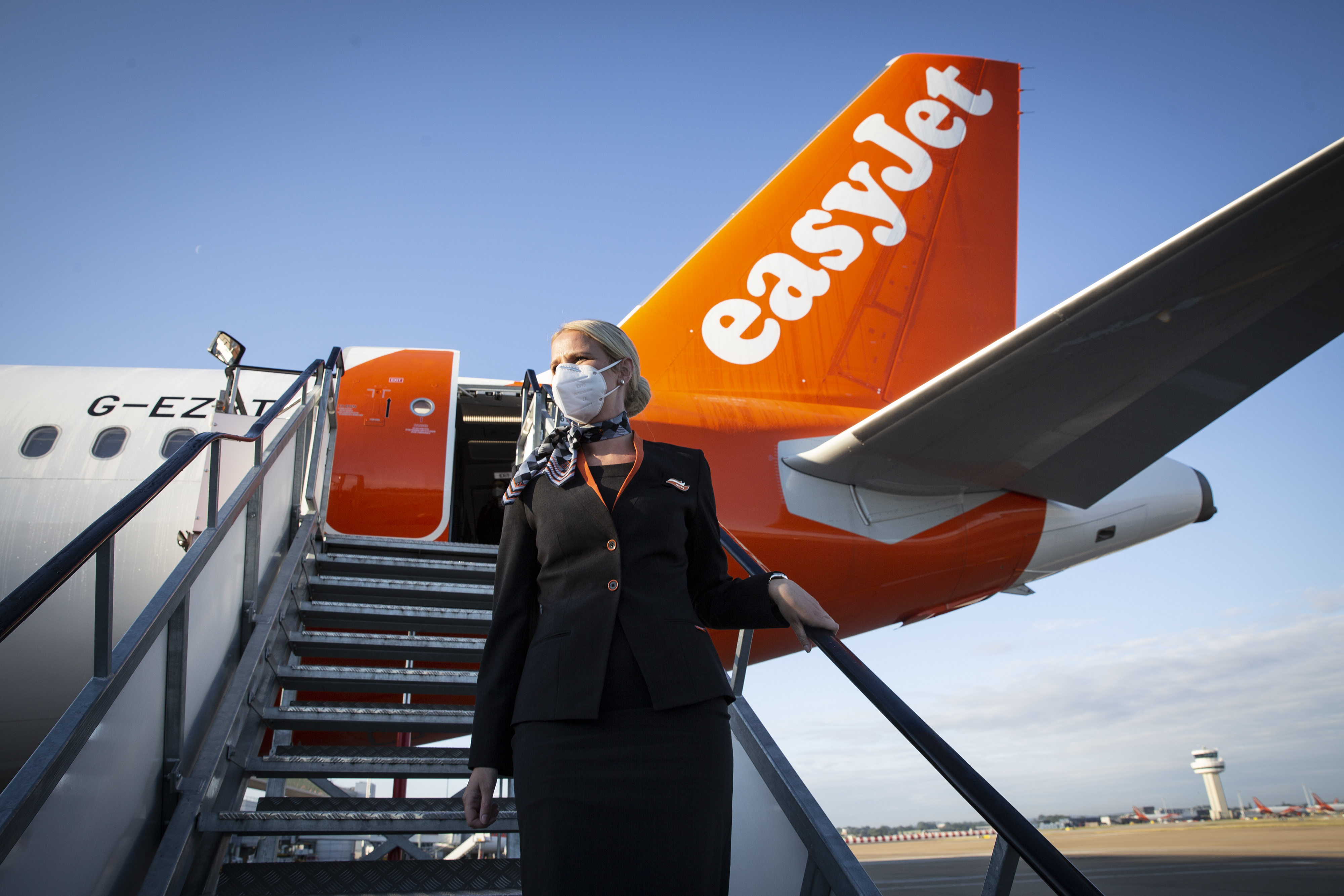 Easyjet cabin crew workers are set to train up as vaccinators to help with the coronavirus vaccine roll-out