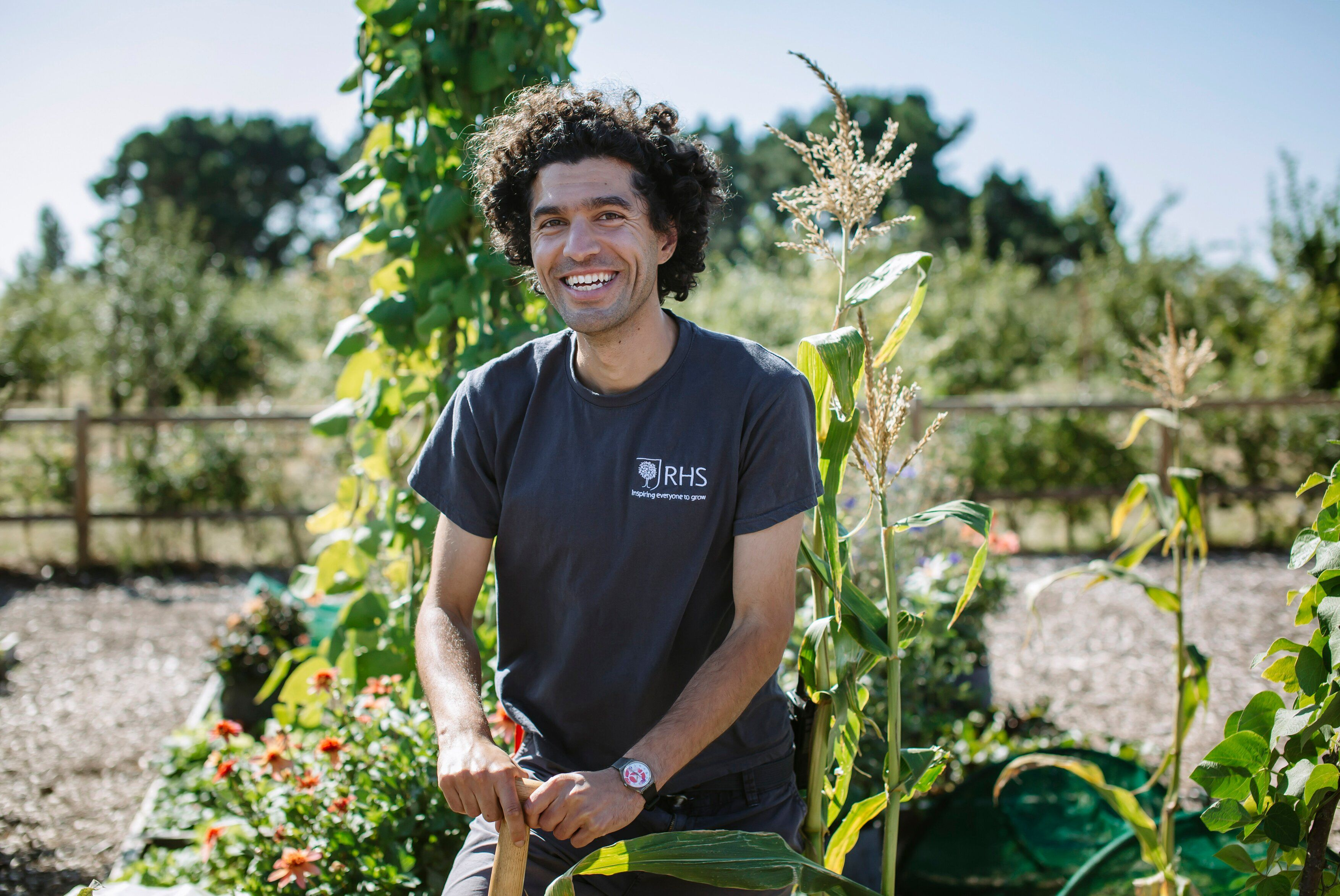 The Royal Horticultural Society is offering 40 two-year apprenticeships