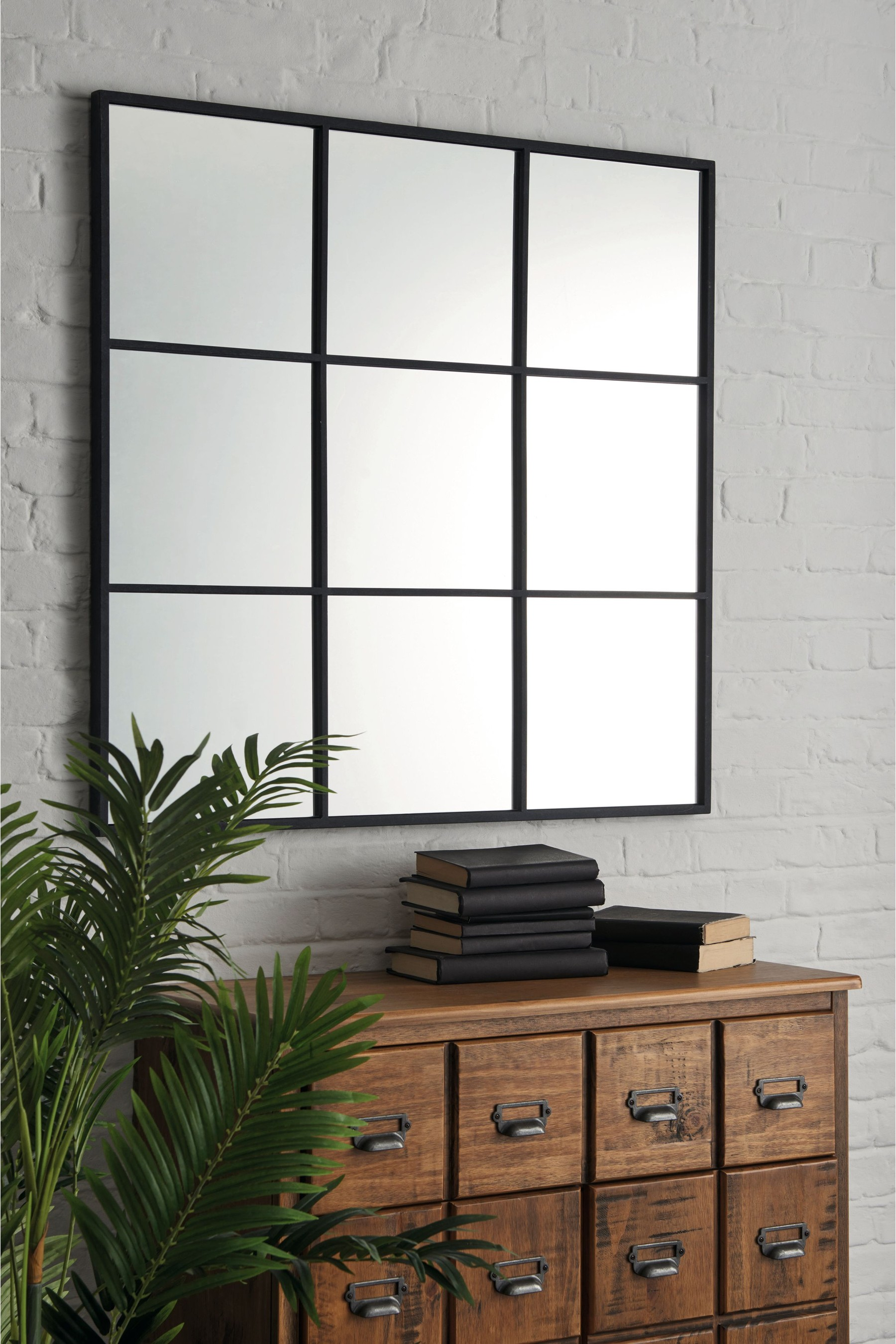 Why spend a whooping £150 at Next for this window-style mirror...