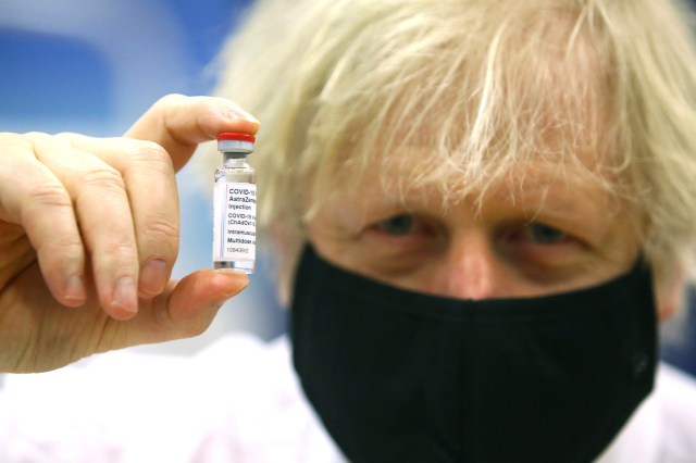 Boris Johnson will address the nation to discuss the plan to get out of lockdown