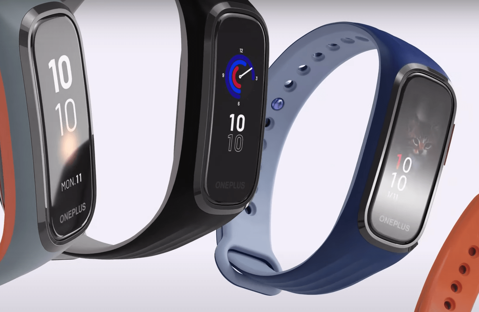 You can get the smartwatch in different colours