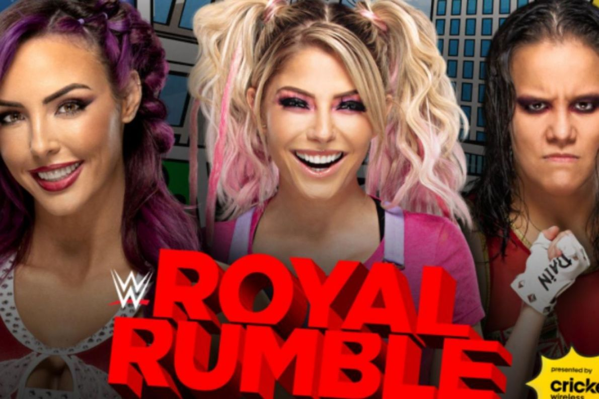 WWE Royal Rumble 2021: Date, venue, UK start time, live stream, TV channel, match  card, odds LATEST